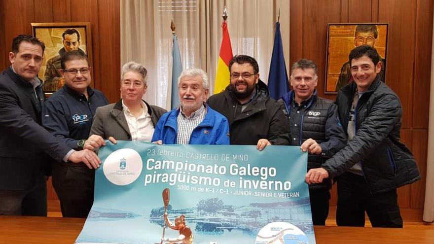 Castrelo de Miño acoge el campeonato gallego de invierno