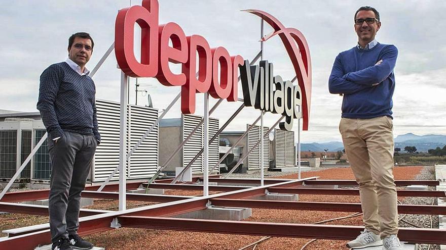La venda de la manresana Deporvillage es tancarà per uns 175 milions d'euros