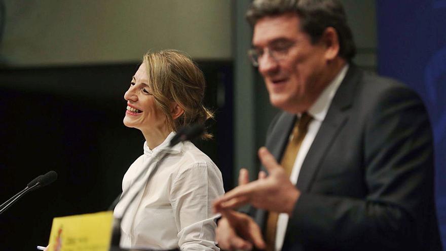 El Gobierno evita concretar a la UE el alcance de su contrarreforma laboral