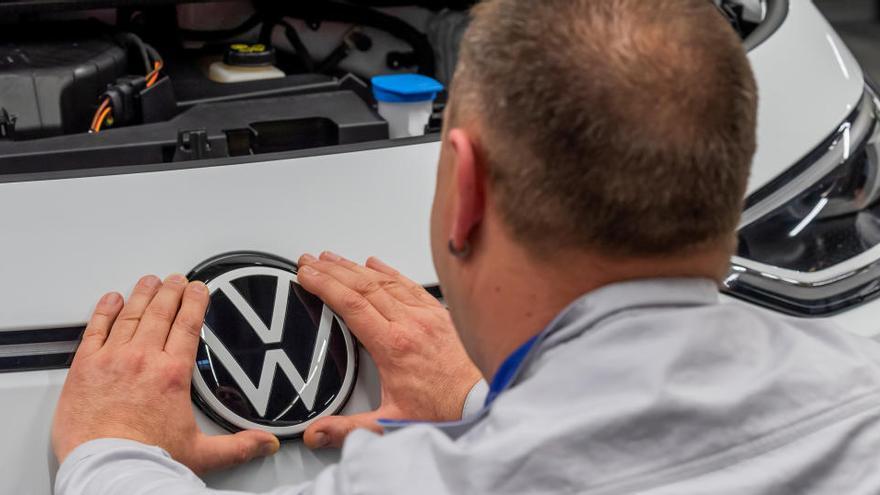 Volkswagen pagará hasta 6.250 euros a unos 200.000 clientes en Alemania