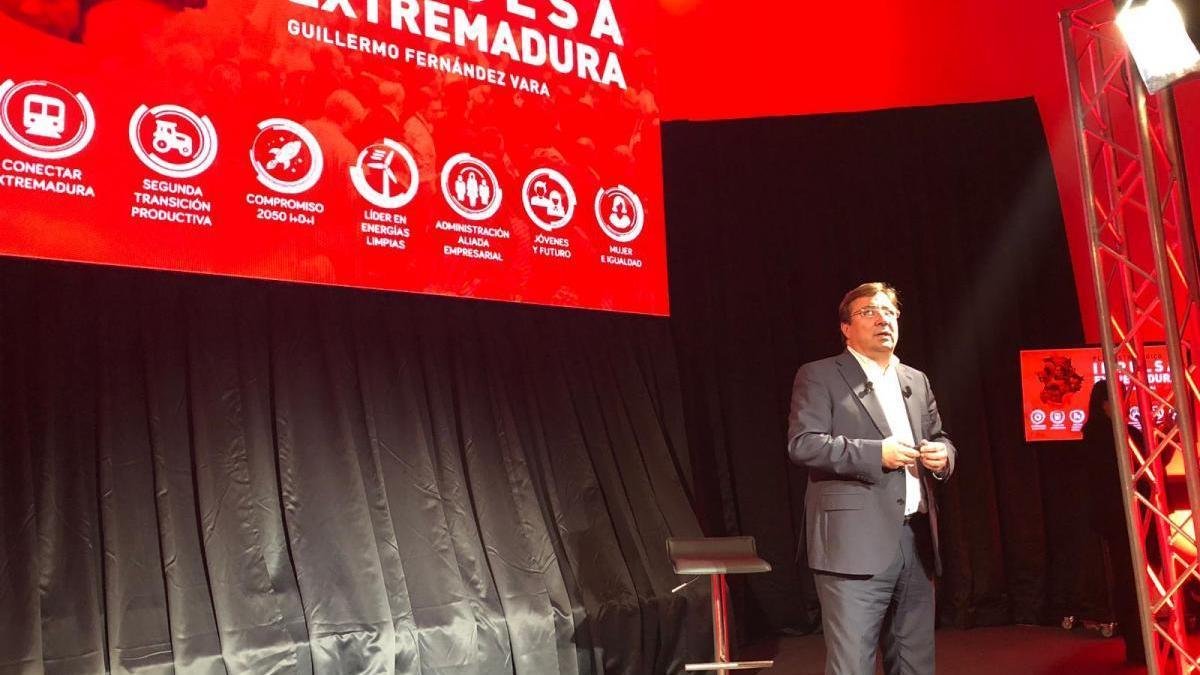 Vara elabora un plan estratégico para garantizar un espacio a los jóvenes en Extremadura