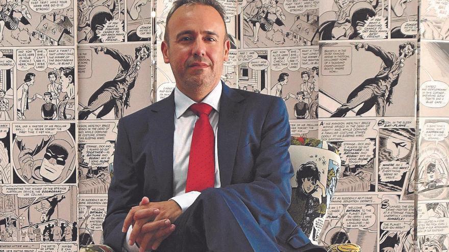"""Juan José Lara: """"Tenemos que dejar de pensar en la biblioteca como un lugar donde impera un silencio sepulcral"""""""