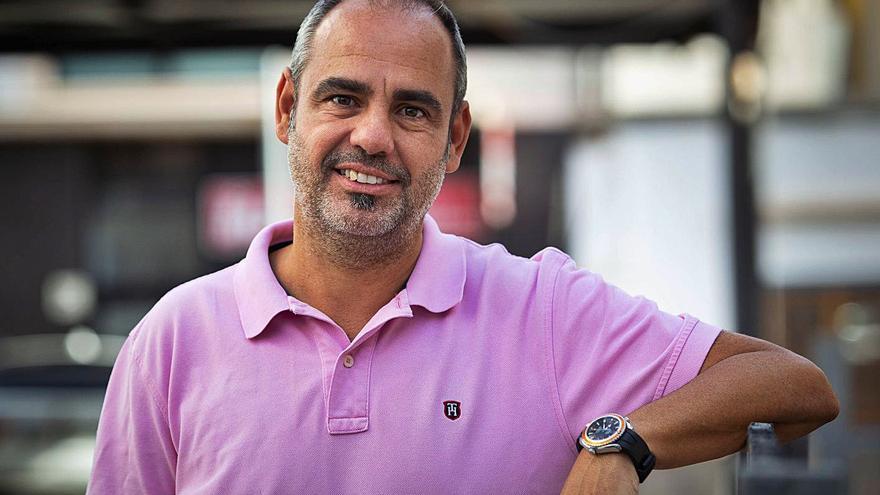 Alonso: «La afición y la ciudad están volcadas con el Laguna»