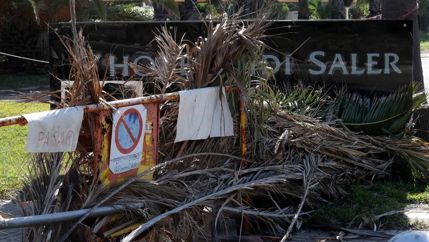 El ayuntamiento retoma los trámites para quitarle la licencia al hotel Sidi