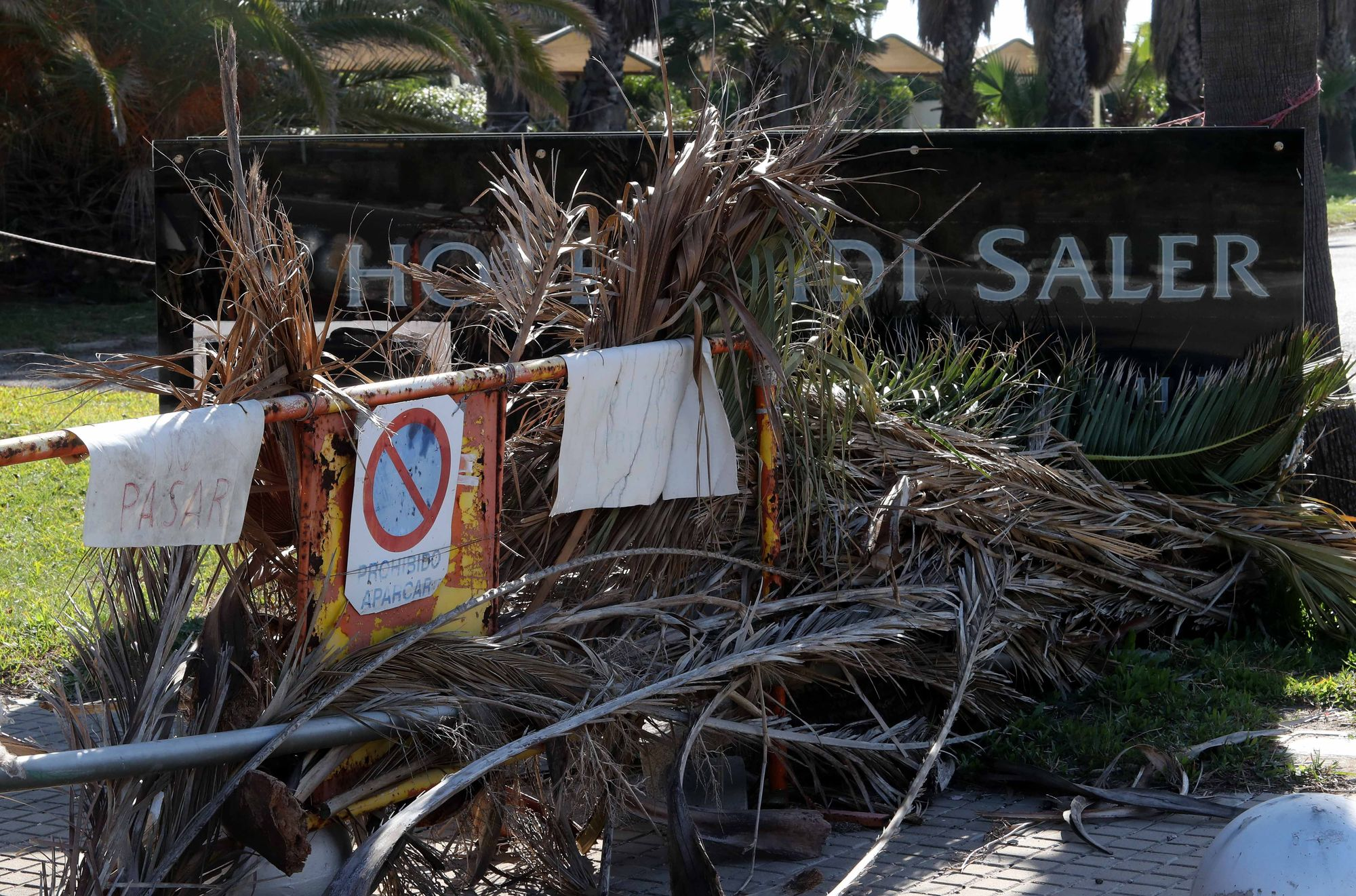 De 5 estrellas lujo al abandono: así está el hotel Sidi Saler hoy