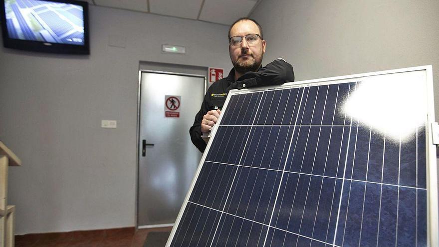 """""""Las renovables ya son motor económico para Asturias por el empleo generado"""""""