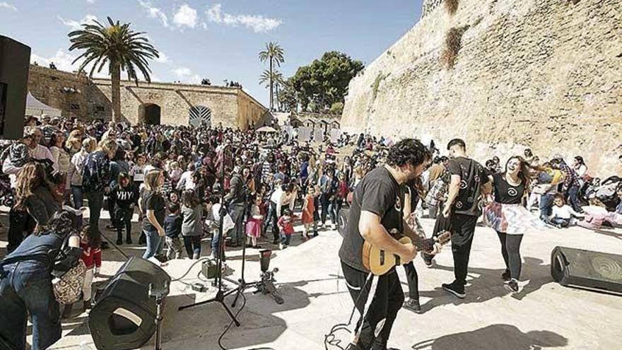 Palma se entregará este verano a la danza, música clásica y electrónica