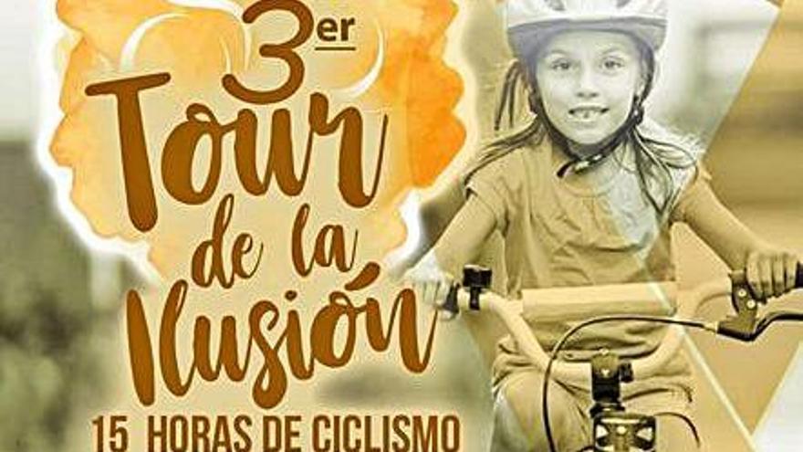 Casi 40 menores pedalearán durante 15 horas a beneficio de los niños con cáncer