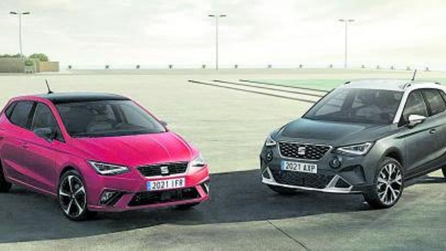 Ginés Huertas Cervantes presenta los renovados SEAT Ibiza y Arona con una atractiva oferta