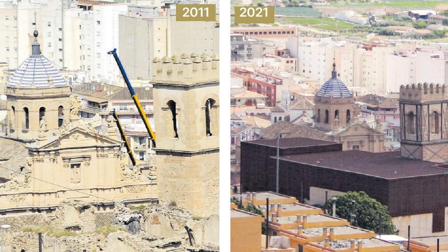 El resurgir del patrimonio: diez años de hallazgos