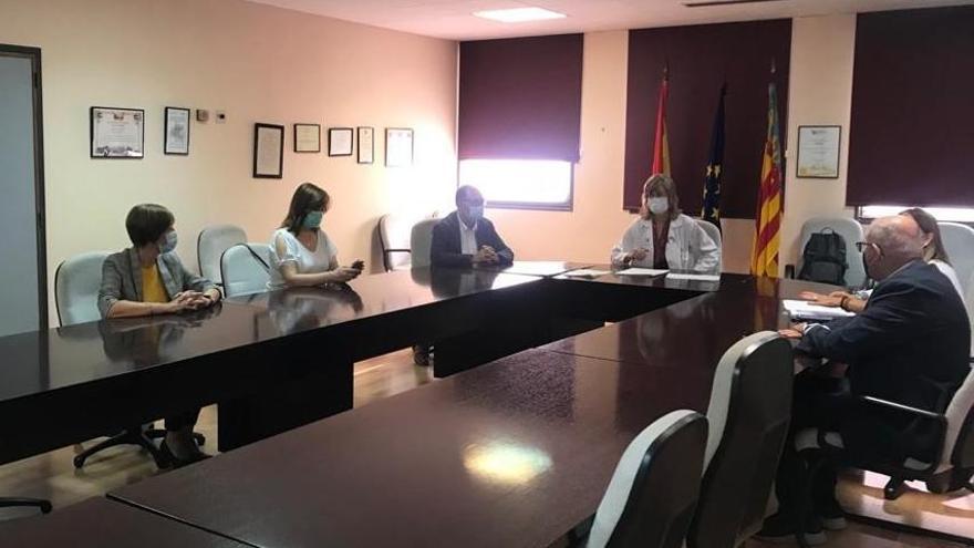Alicante reclama de nuevo a la Conselleria de Sanidad los datos semanales de la incidencia del covid