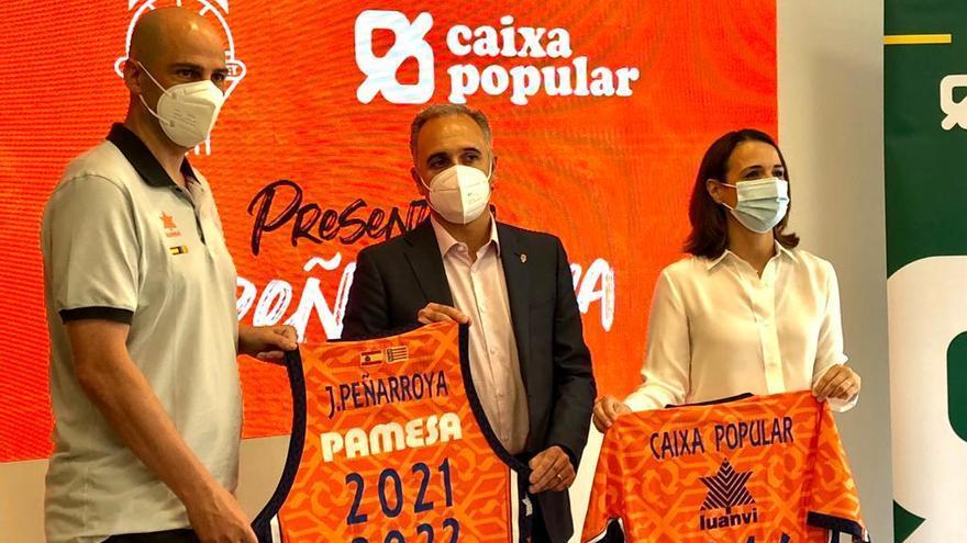 """Joan Peñarroya: """"Me gustaría ganar la Euroliga con el Valencia Basket"""""""