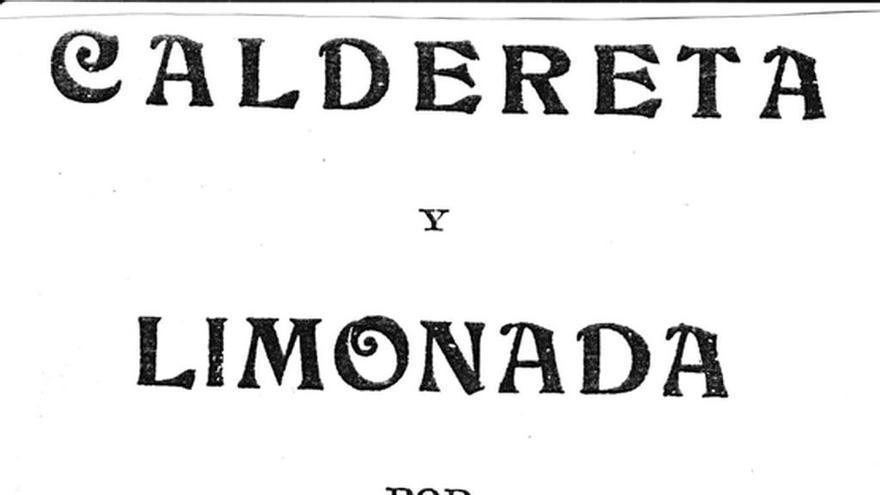 Don Calixto Alvargonzález, su caldereta y mucho más