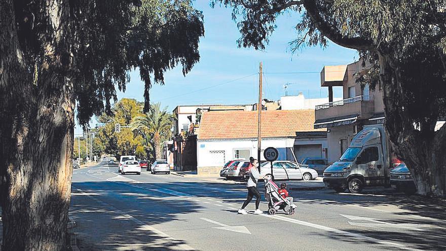 5 años esperando un paso de peatones en Santa Ana