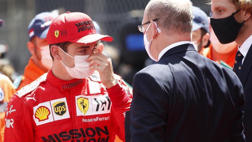 Horario y dónde ver la carrera del GP de Azerbaiyán