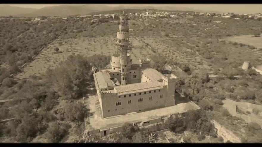 """Der """"Gespenster-Turm"""" von Pòrtol steht zum Verkauf"""