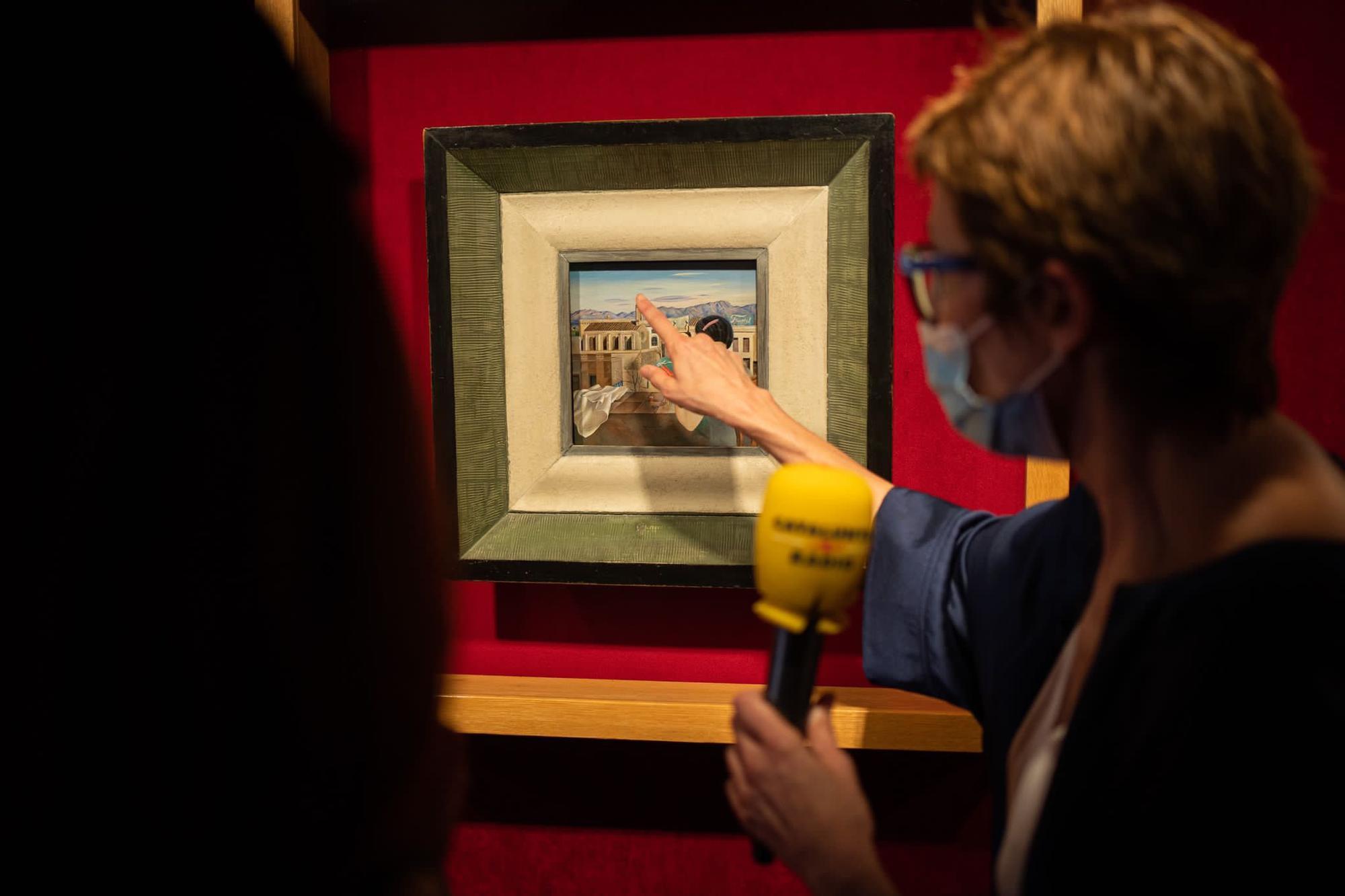 """'El matí de Catalunya Ràdio"""" des del Museu Dalí"""