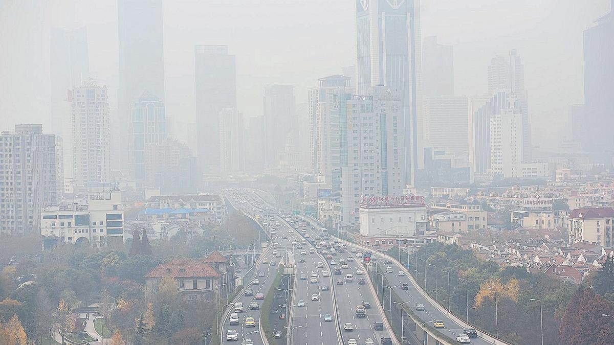 La Xina és el principal responsable de les emissions mundials   AP