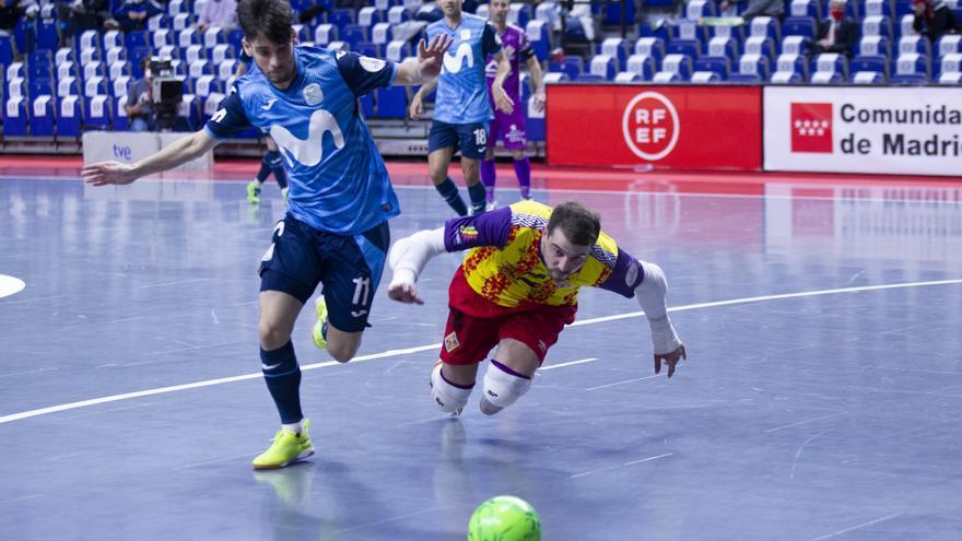 Demasiado cruel para el Palma Futsal