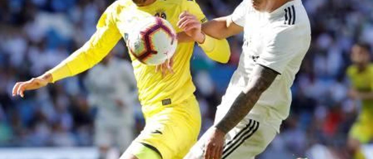 Álvaro González ha sido el jugador más utilizado el Liga por el Villarreal este curso.