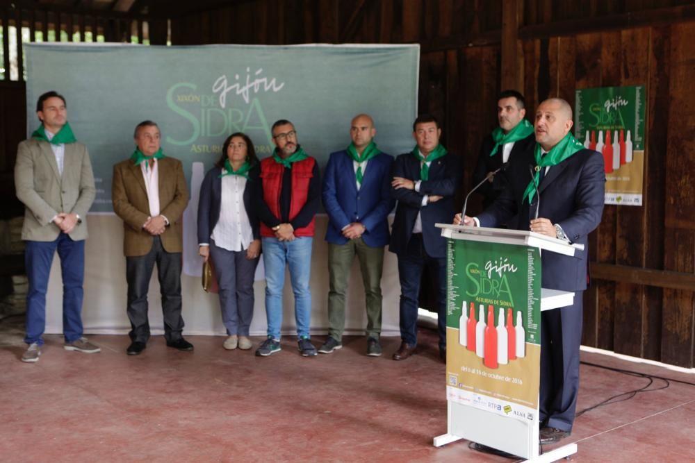 Octava edición de Gijón de sidra