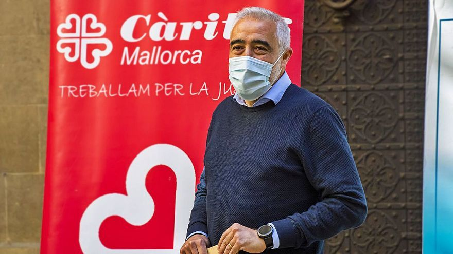 El obispo elige a Boni Martínez para zanjar la crisis interna de Cáritas