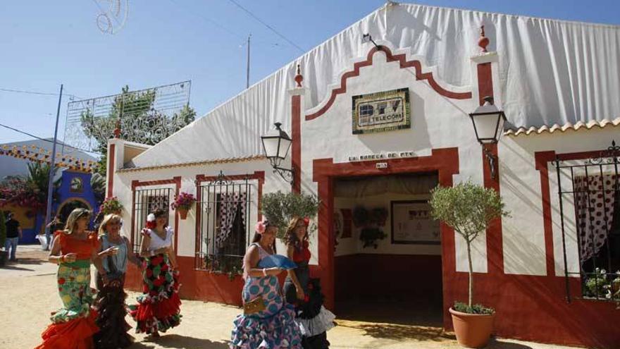Premios a las mejores casetas en El Arenal