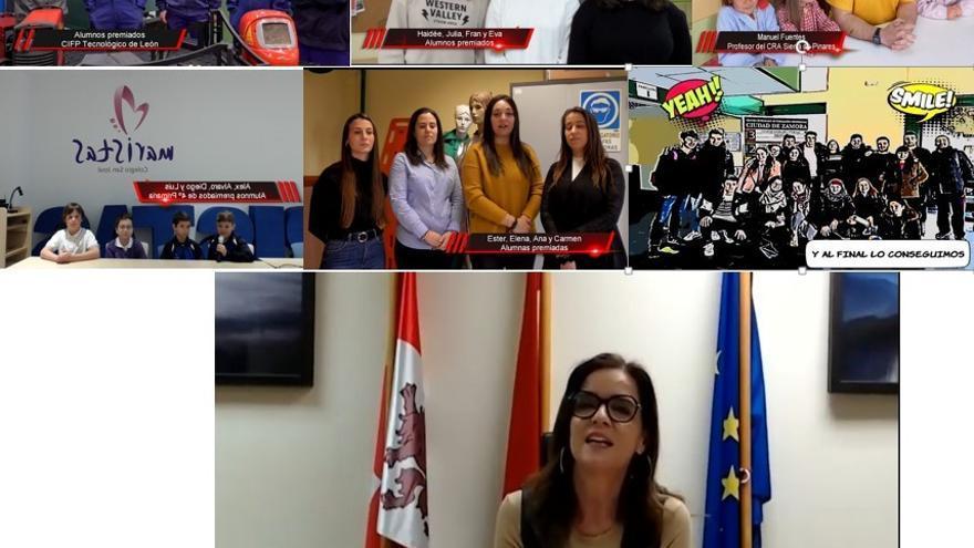 Dos centros de Zamora, premiados en el concurso de prevención de riesgos laborales