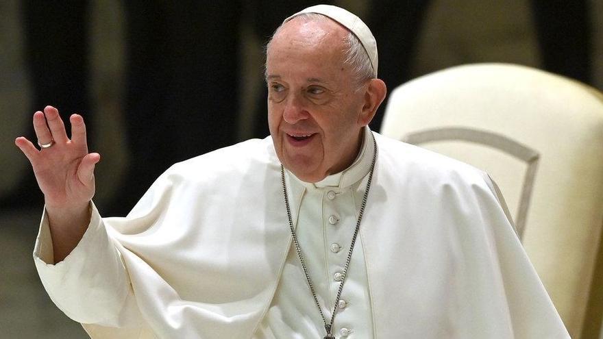El Papa recolza per primera vegada les unions civils entre homosexuals