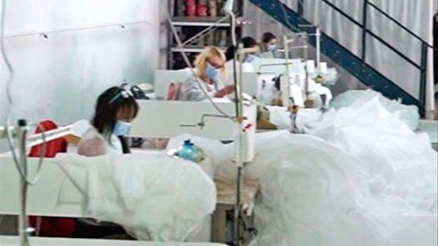 La producción  industrial valenciana se desboca un 60 %