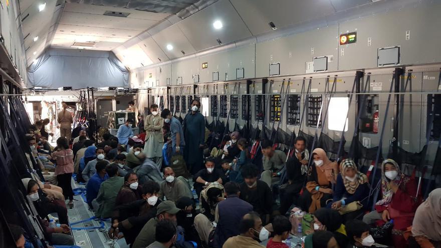 Atac terrorista imminent a l'Afganistan