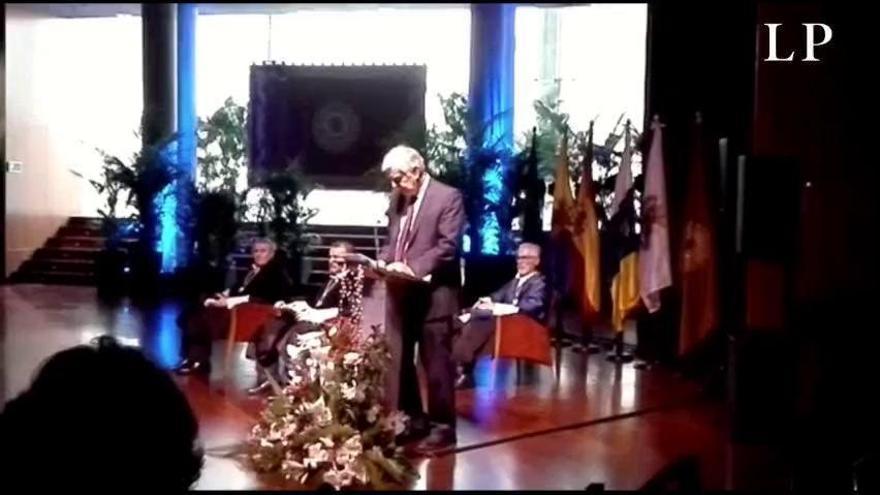 Ceremonia de celebración del 30 aniversario de la ULPGC