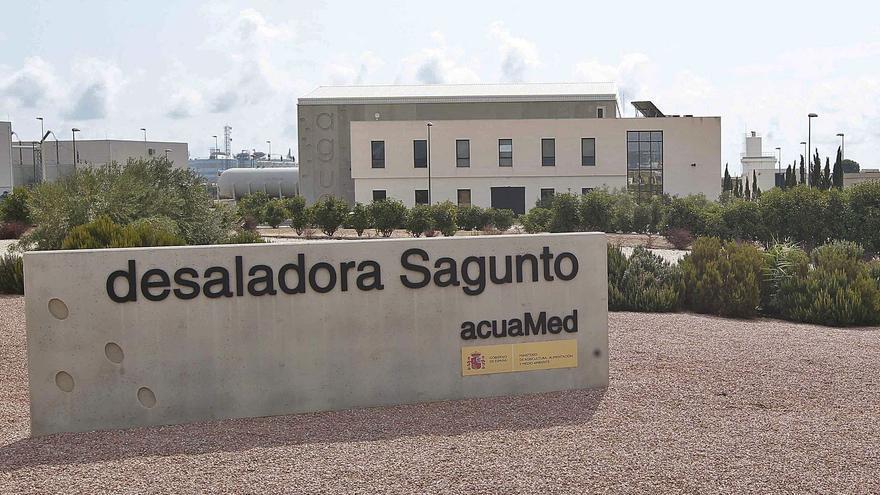 El ayuntamiento pide a Parc Sagunt II que se haga cargo de los 40 millones de la desaladora