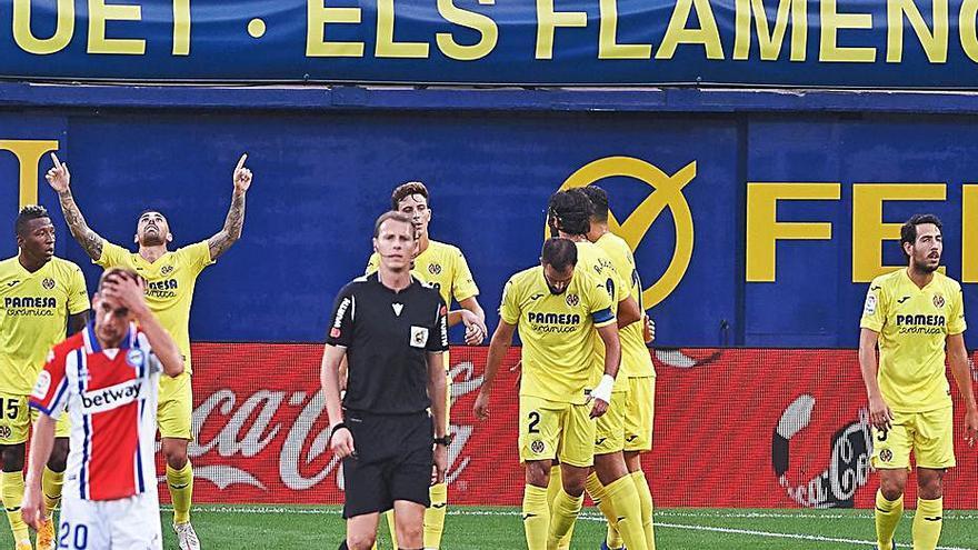 Villarreal y Elche enderezan el rumbo