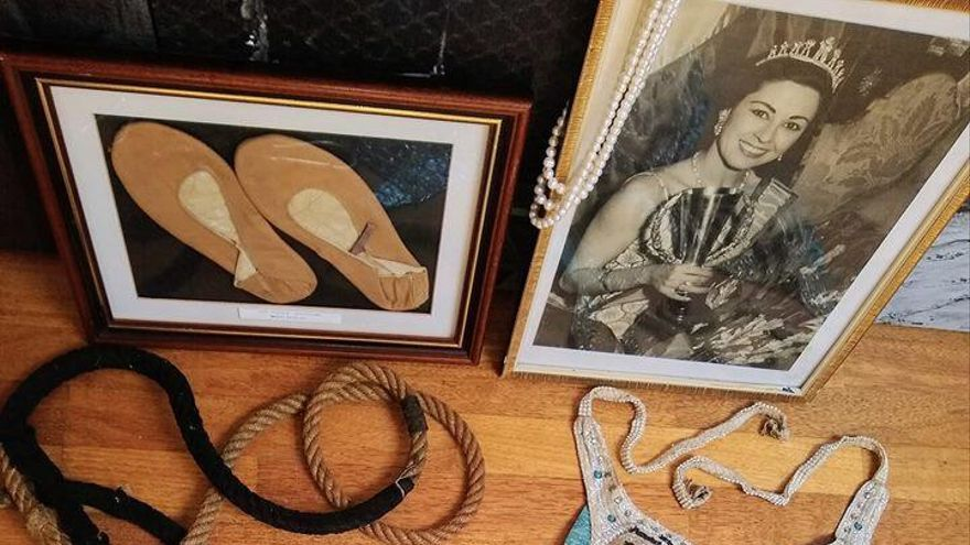 Circus Arts Foundation rep material original de la llegendària Pinito de Oro