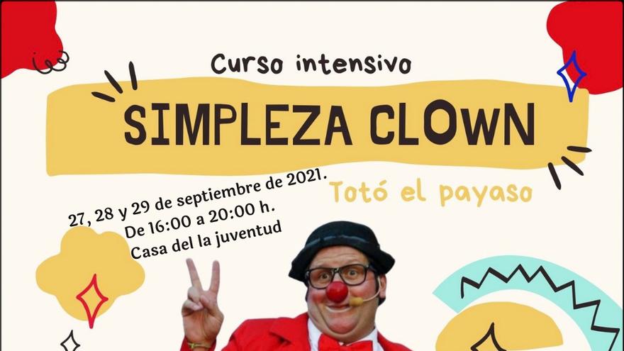 Curso Intensivo Simpleza Clown