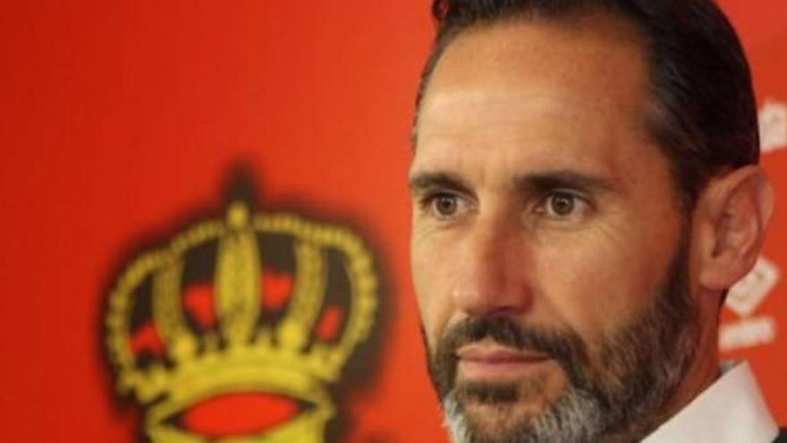 Moreno: «El encuentro es importante, pero no una final»