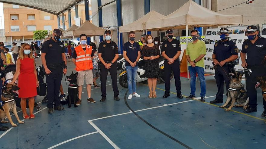 Jornada de Puertas Abiertas a los Servicios de Emergencia en Benicarló