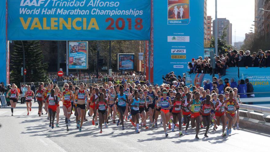 Valencia gana otras dos etiquetas de IAAF y es la única ciudad con cinco