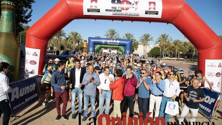La 90K Camino de la Cruz se disputará el 2 de octubre con 900 participantes