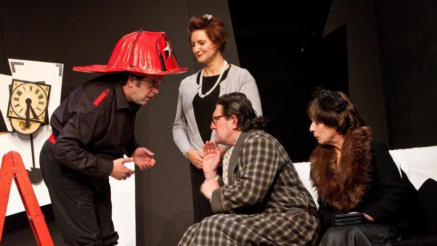 'La cantante calva' cumple 35 años en el Teatre Sans