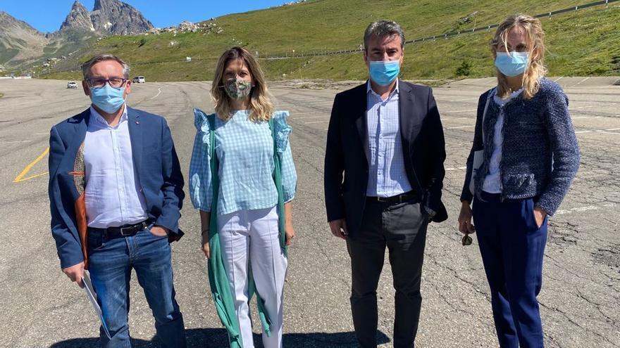 El PP urge mejorar la carretera del Portalet