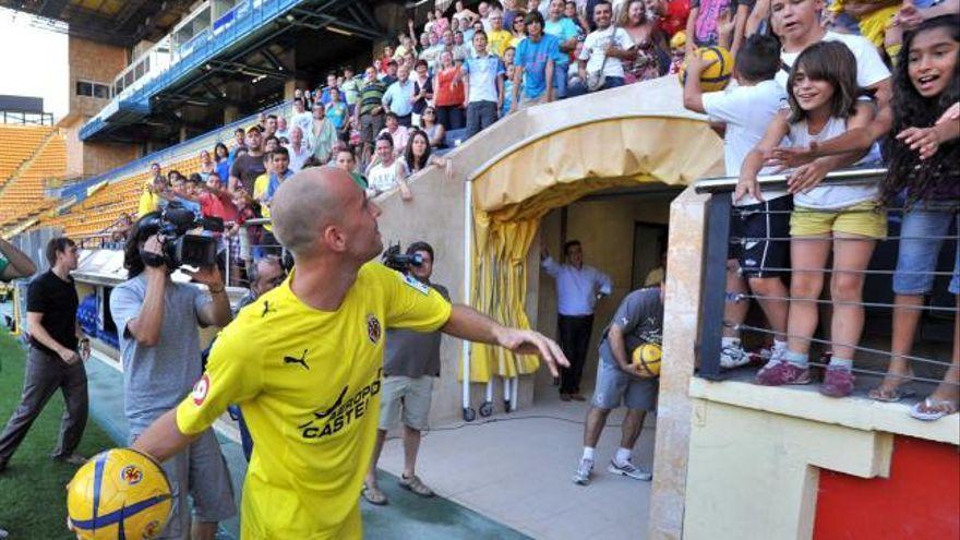 Borja Valero, ex del Villarreal, jugará en la sexta división italiana tras una broma en redes sociales