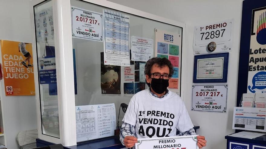 La Bonoloto reparte más de dos millones de euros en Canarias