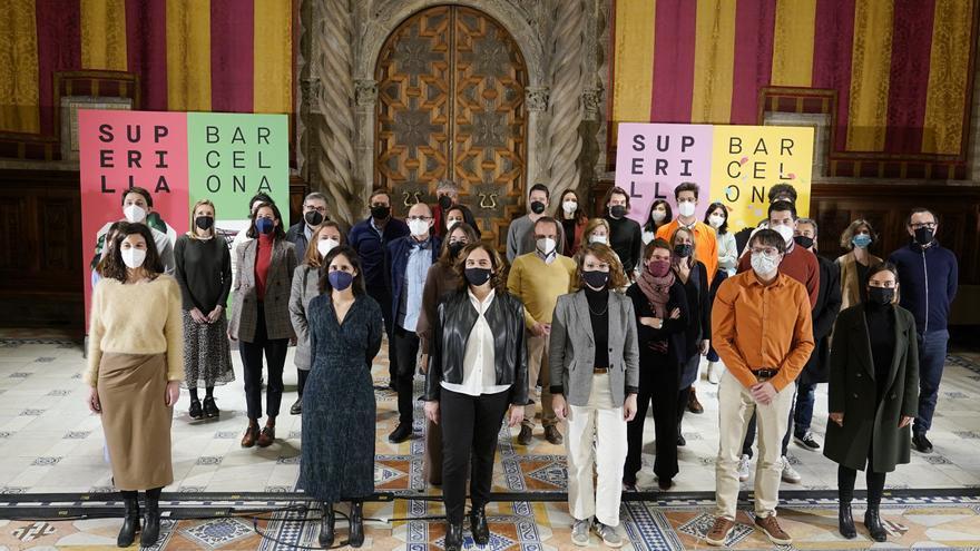 El estudio de una arquitecta de Ibiza construirá una nueva plaza en Barcelona
