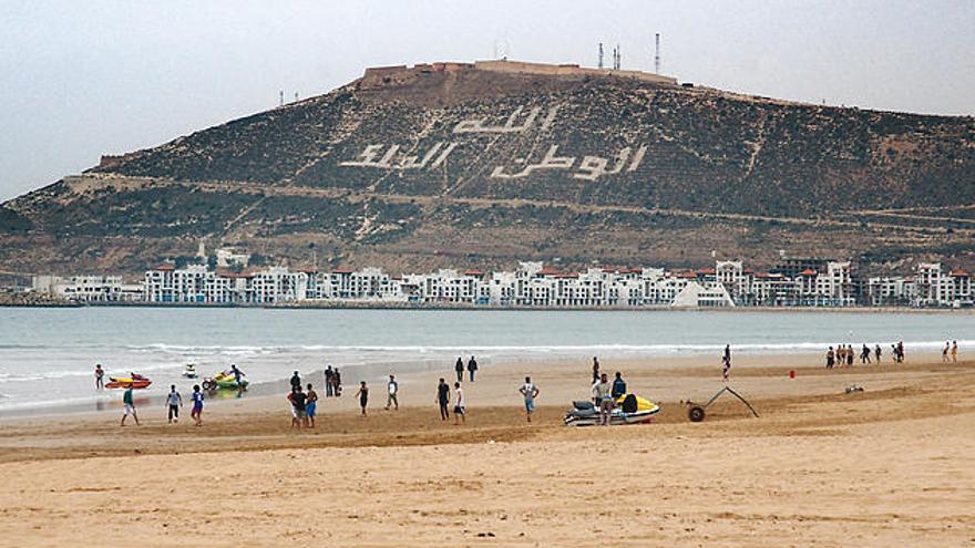 Pullmantur Cruceros aumenta en un 25 % escalas Canarias-Agadir en invierno