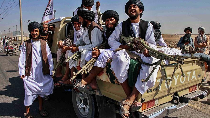 Els talibans anuncien la conquesta del Panjshir i la resistència ho nega
