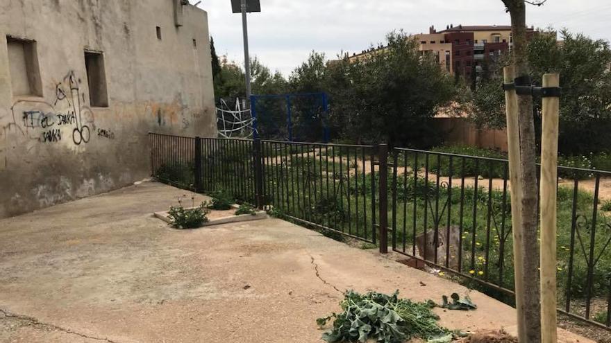 Sí Se Puede Massanassa pide regenerar una zona verde