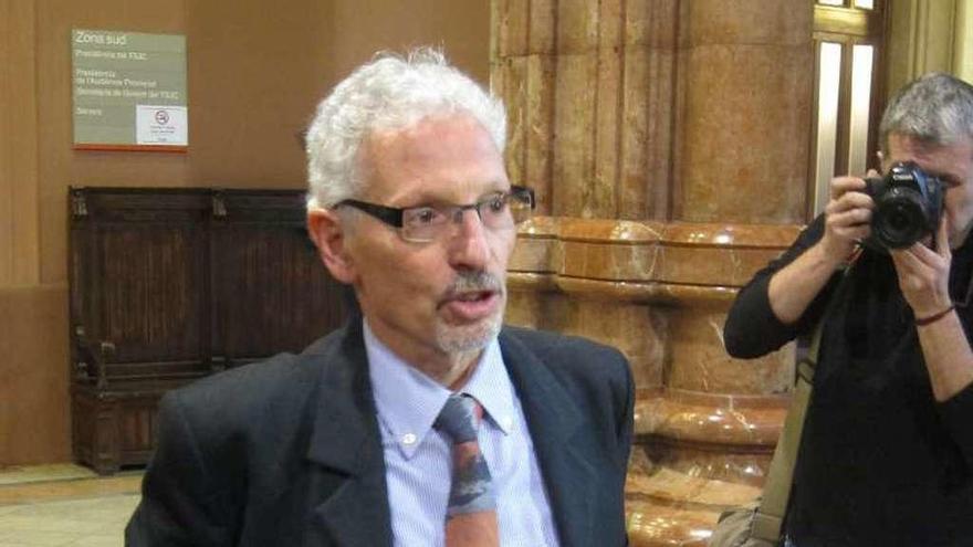 Los jueces deniegan a Santiago Vidal el reingreso en la carrera activa