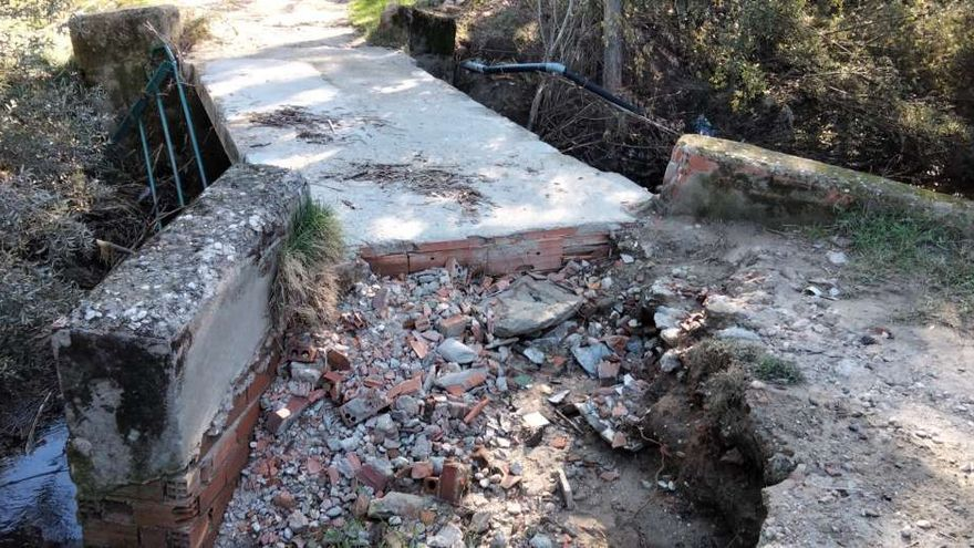 La Calzada Romana entre Almendralejo y Villafranca será arreglada por un contrato de emergencia